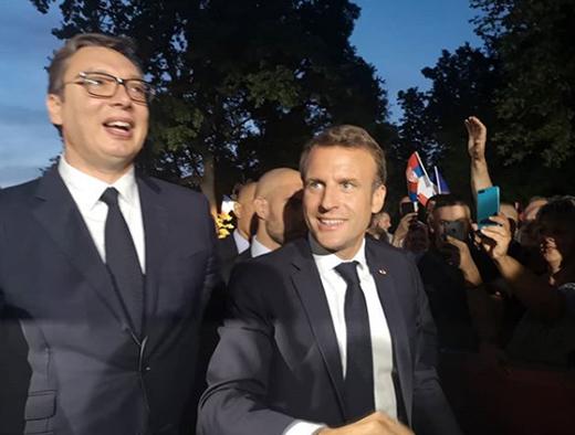 Цвијетин Миливојевић: Волимо Француску као што Макрон не воли нас 2