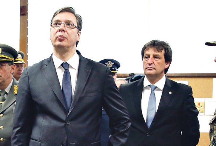 Image result for Aleksandru Vučiću Bratislavu Gašiću