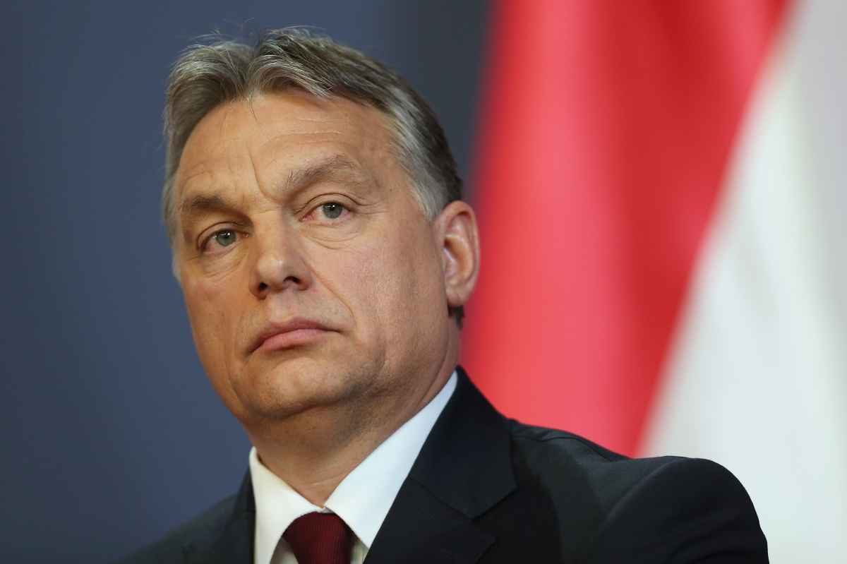 Виктор Орбан: Мађарска, Словачка, Чешка и Пољска нису у ЕУ просјаци; нећемо дозволити да нас обустављањем новца из европских фондова натерају да прихватимо политику других држава