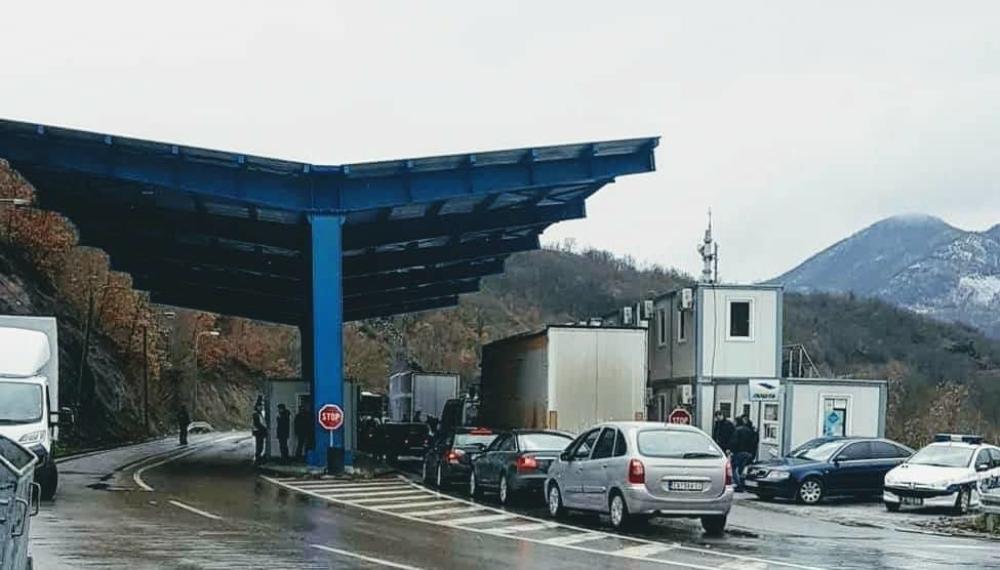 Србин из Осојана код Истока изведен из аутобуса и ухапшен на Јарињу