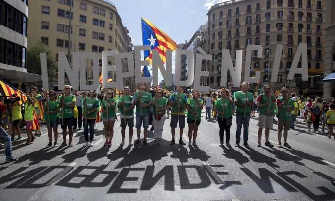 Распршен сан Каталонаца о независности