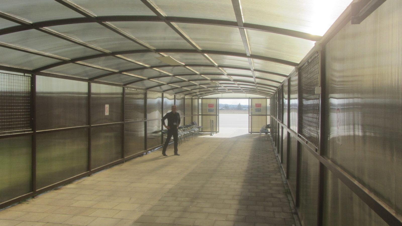 А аеродром је лоцирао још 10 линија које је процијенио као  високопрофитабилне и нискоризичне по потенцијалног пријевозника. 794f9d8978106