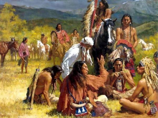Хроника Како је Америка забранила индијанске језике и културу