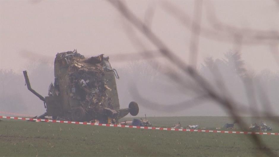 """Три године од пада хеликоптера ВС, још увек нико """"није одговоран"""" за смрт седам особа"""