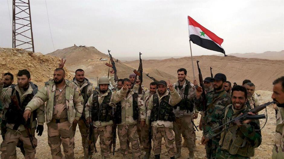 """Сирија: Војска прогласила победу над """"Исламском државом"""""""
