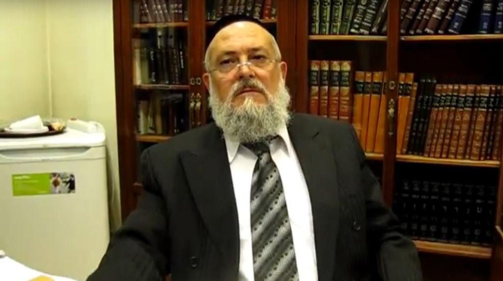 Резултат слика за glavni rabin u barseloni