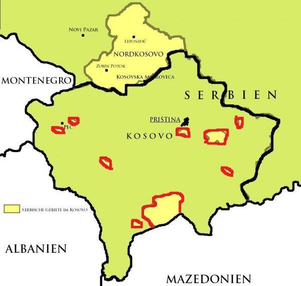 Blic Bivsi Sef Cia Predlaze Podelu Kosova Moze Li Do Nje Da