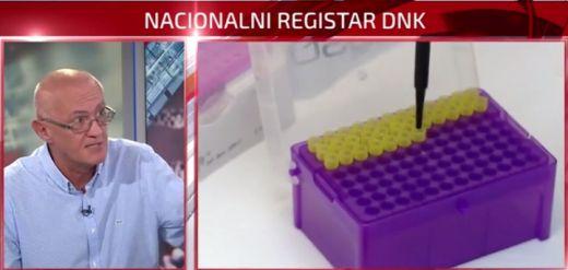 Родољуб Шабић: ДНК регистар омогућава инвазиван упад у приватност грађана, па су могуће злоупотребе; нацрт закона се позива на нацрт другог закона који можда ни неће бити усвојен