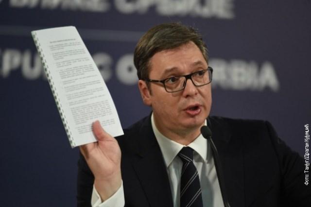 Како се зове човек који зна напамет Бриселски споразум - али не зна шта у њему пише!?