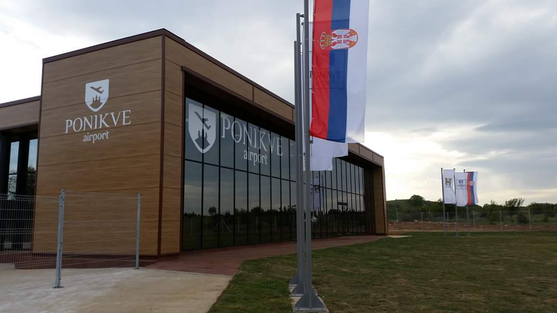 """""""Данас"""": ЕУ и САД заинтересоване су за изградњу хуманитарног центра на аеродрому Поникве"""