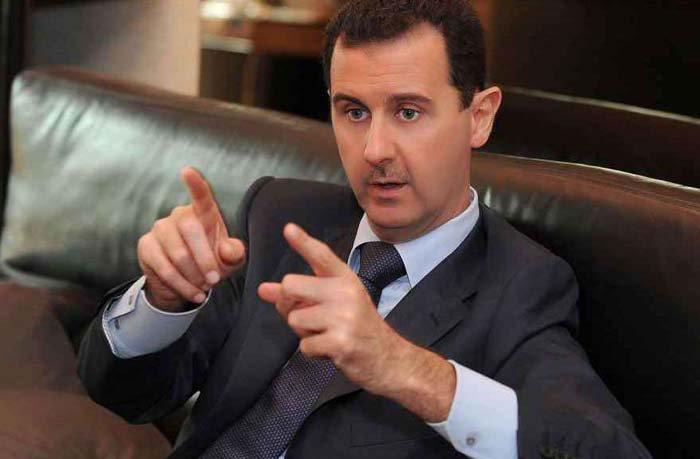 Башар ал Асад: САД и терористи су измислили причу о хемијском нападу