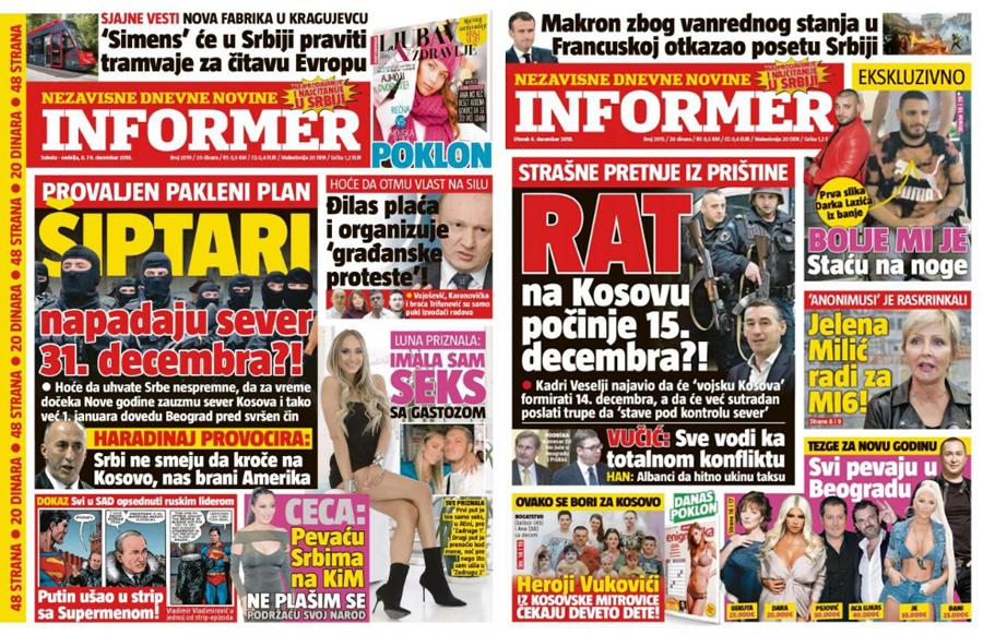 Немачки медији: Вучићевој таблоидној Србији није место у ЕУ 3