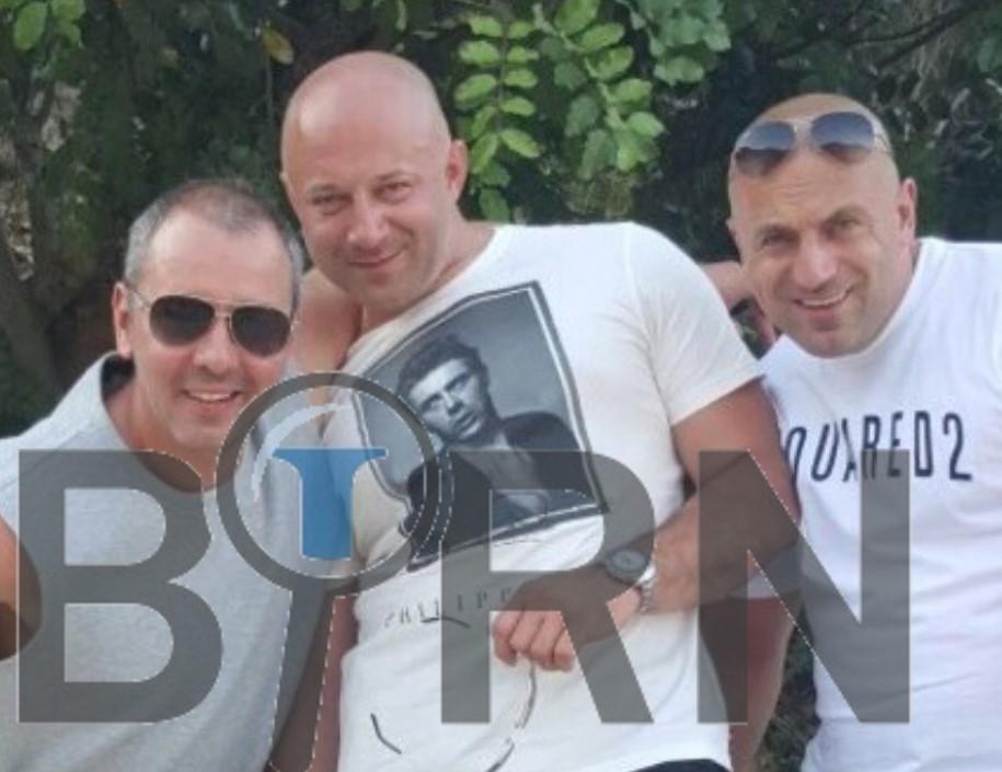 Андреј Вучић у друштву нарко мафијаша који са шиптарима заједно шверцују дрогу 7