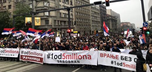 Много се ти курчиш за некога ко реално нема ни 20% подршке бирачког тела у Србији! 4