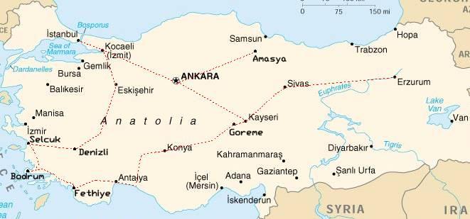 Turske Geopoliticke Ambicije Savremeni Svet