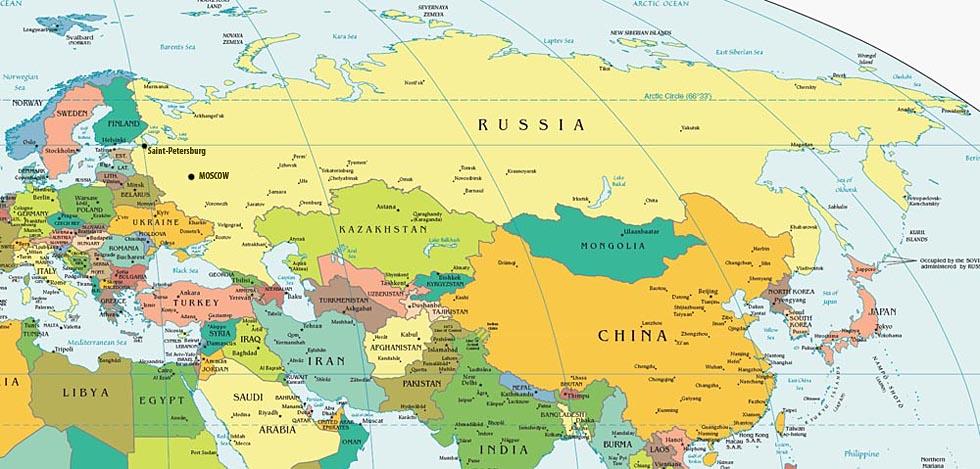 Da Li Se Srbija Nalazi U Evropi Ili U Evroaziji I Moze Li Postati