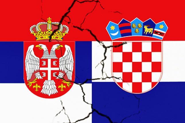 Сербия vs Хорватия