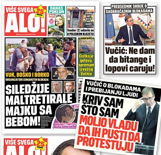 """Немачки медији: Напредњачка власт се бави """"аикидом"""" – доказано ухваћена у силним лажима, најављује борбу против """"лажних вести"""" за које оптужује друге 3"""