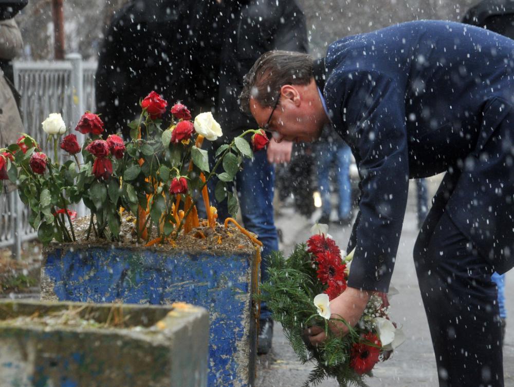"""""""Отаџбина"""": Истином о убиству Оливера Ивановића Приштина и Запад уцењују Вучића 4"""
