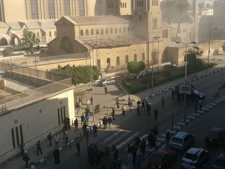 Египат: У експлозији у близини коптске цркве убијено најмање 20 људи и рањено више од 50