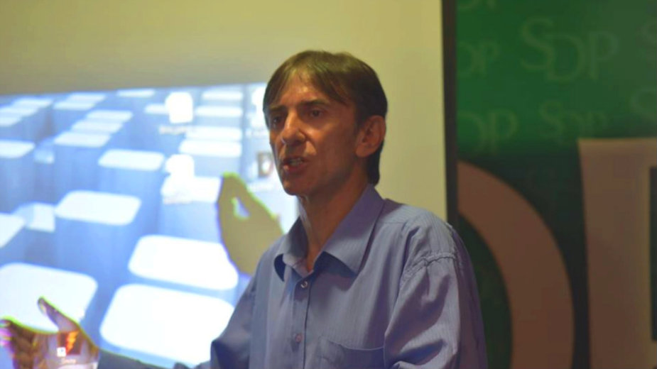 Цвијетин Миливојевић: Људи у очају