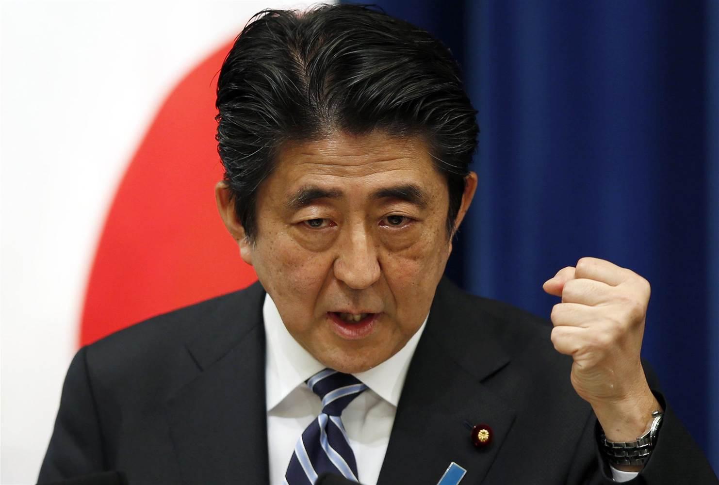 Шинзо Абе: Одлука Северне Кореје да тестира балистичку ракету представља велику претњу по Јапан