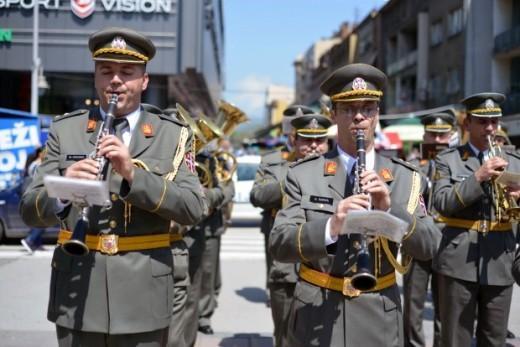 Војни оркестар Ниш 9. маја учествује на музичком фестивалу у Кијеву поводом Дана победе