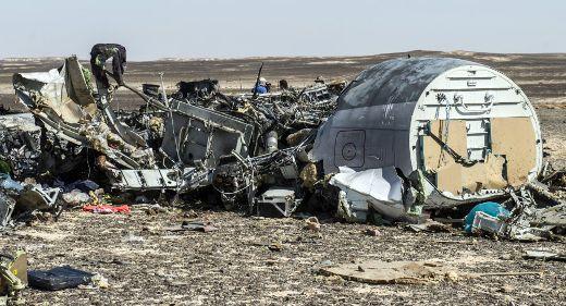 Египат: Руски авион је оборен постављеном бомбом са тајмером?