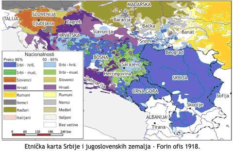 karta evrope posle prvog svetskog rata Poslednja u nizu legalizacija i legitimizacija lova na Srbe | Kuda  karta evrope posle prvog svetskog rata