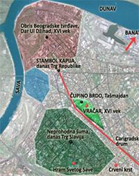 Tasmajdansko Azerbejdzanski Park Kulturna Politika