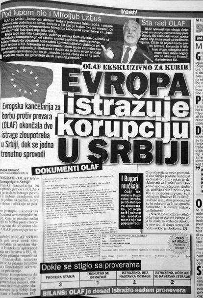 """Вучићева """"борба против корупције"""", корумпирани медији и """"интелектуалци"""""""