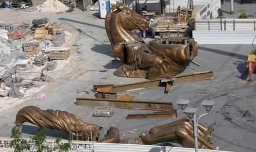 Spomenik Aleksandru Velikom U Atini N1 Srbija