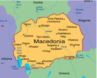 Makedonija Misteriozna Naoruzana Grupa U Opstini Kumanovo Hronika