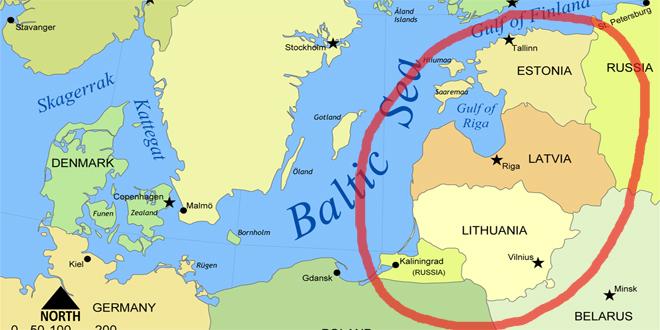 litvanija mapa Sputnik: Ko ima koristi od antiruske ratnohuškačke histerije u  litvanija mapa